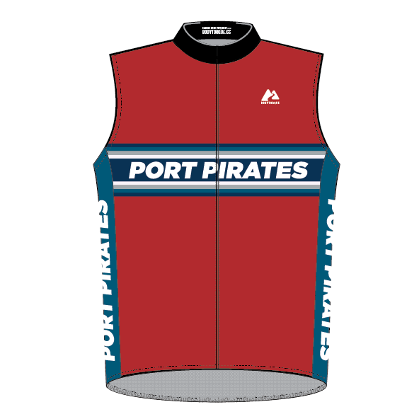 PORT PIRATES - CLASSIC Wind Vest