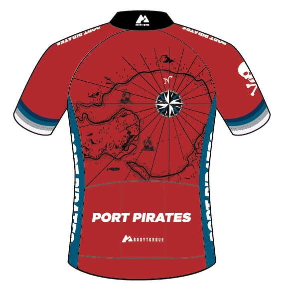 PORT PIRATES - CLASSIC SS Jersey