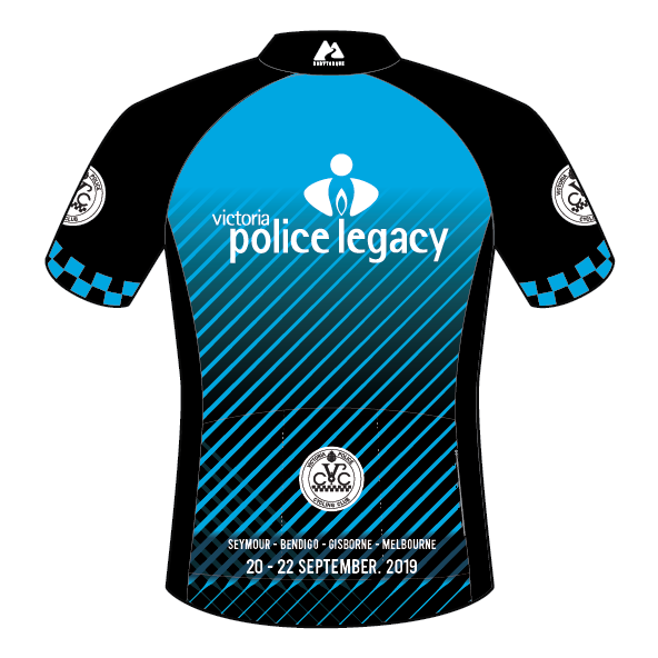 Ride for Rememberance - CLASSIC SS Jersey