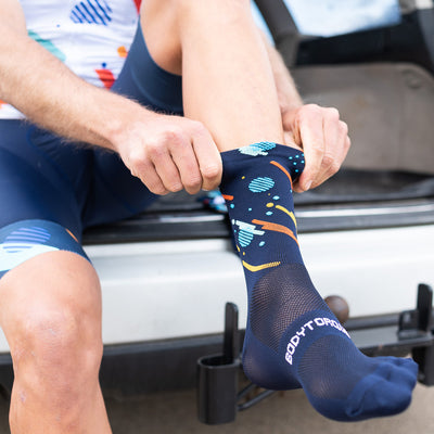 SPLASH CYCLING SOCKS