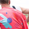 Splash Athletic Jersey - Coral