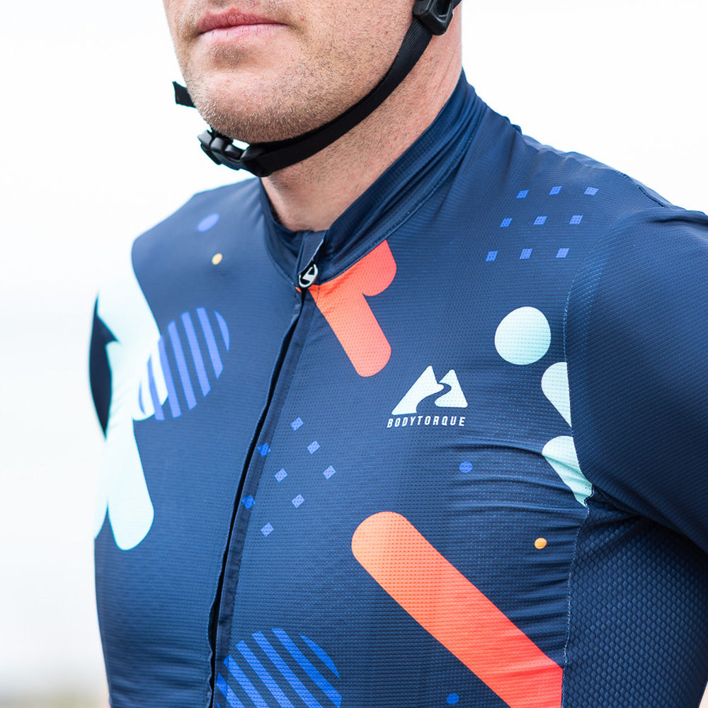 Splash Athletic Jersey - Navy