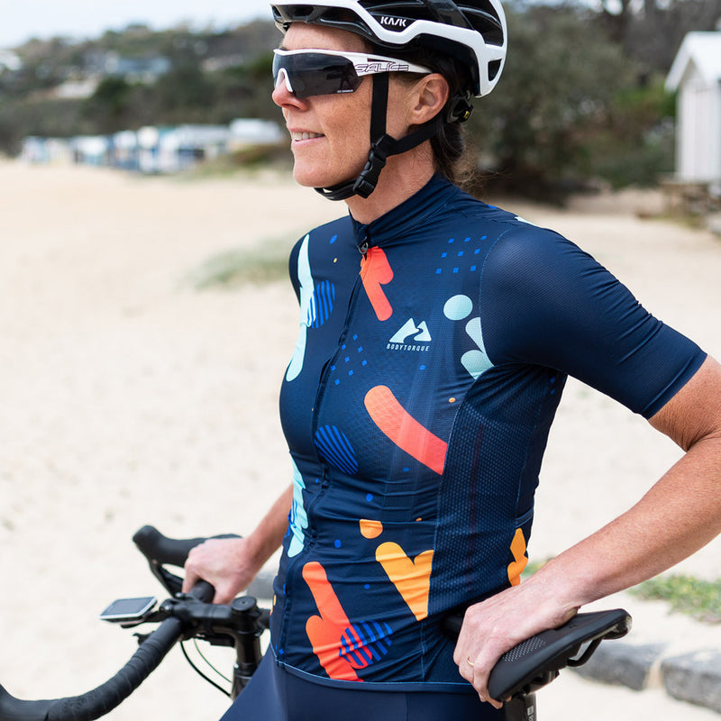 Splash Athletic Women's Jersey - Navy