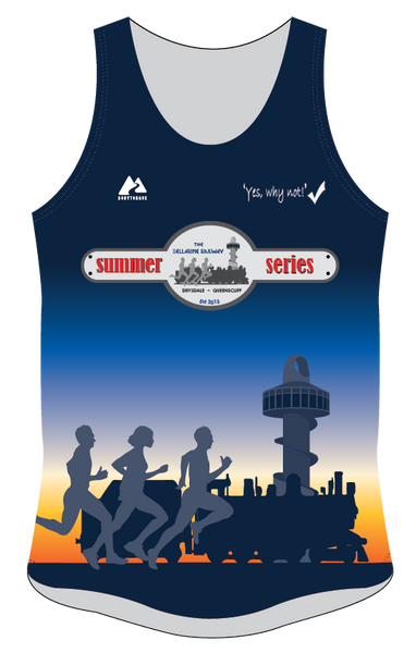 Summer Series - Classic Running Singlet