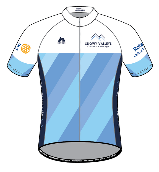 Snowy Valleys Cycle Challenge - CLASSIC SS Jersey