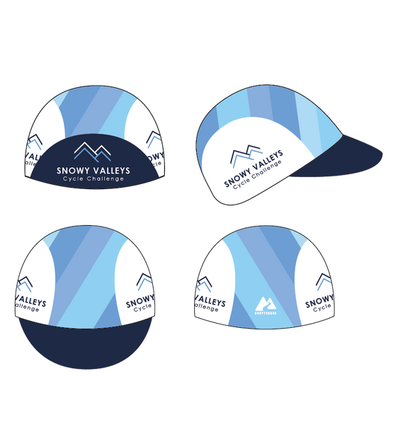 Snowy Valleys Cycle Challenge - CYCLING CAP