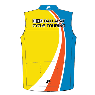 U3A Ballarat - WINTER Wind Vest