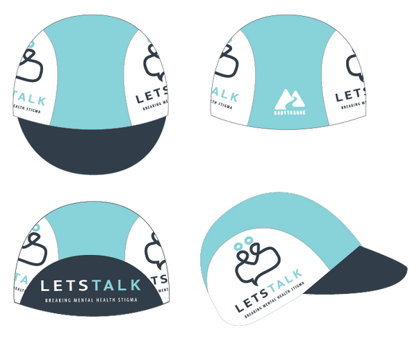 Let's Talk - CYCLING CAP