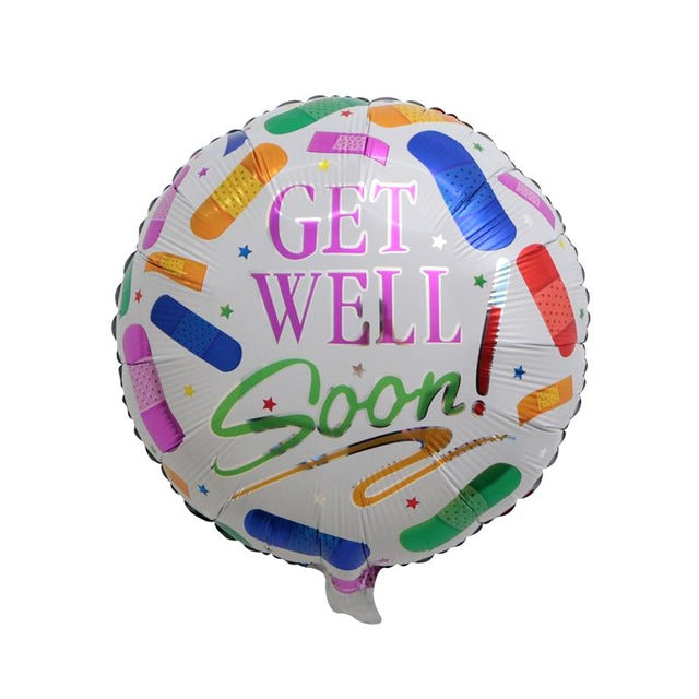 Get Well Soon (White)