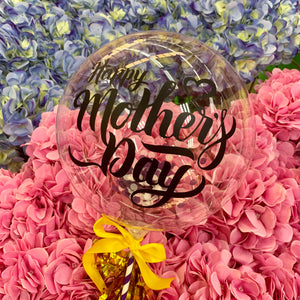 Mini Customised Balloon - Mother Day Special