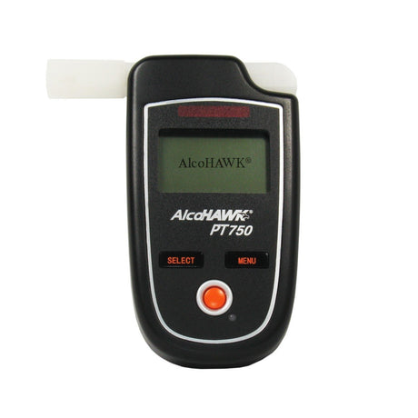 AlcoHAWK PT750 With Wireless Printer - AlcoTester.com