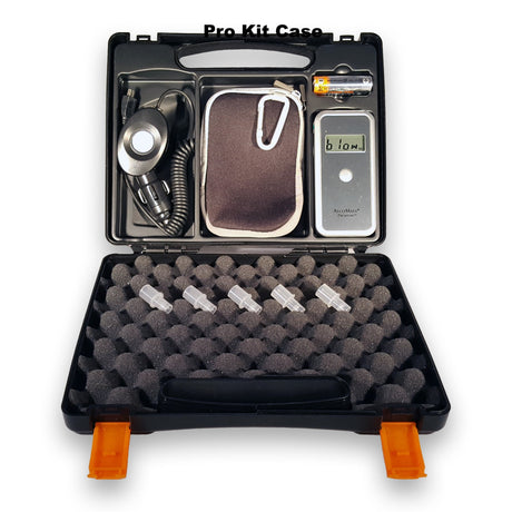 ,  AlcoMate Premium (AL-7000) Pro Kit- NO Calibration!, AlcoTester.com,  AlcoMate Breathalyzers