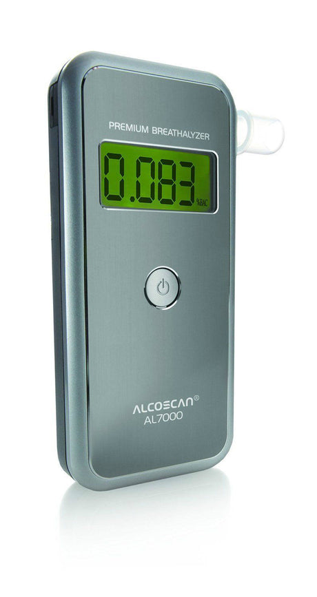 AlcoMate Premium (AL-7000) Basic Kit - NO Calibration! - AlcoTester.com