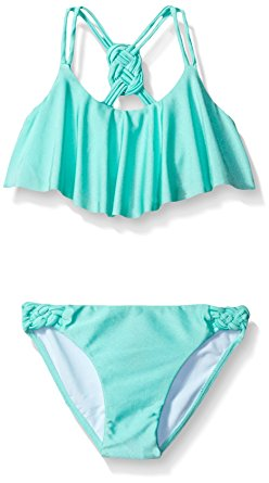 Seafolly Pool Party Frill Tankini