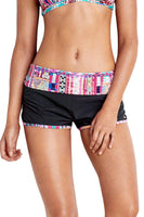 Seafolly Beach Bazaar Boardshort Bikini Set