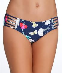 Seafolly Flower Festival Ladder Detail Pant