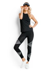 Seafolly Optic Wave Performance Legging