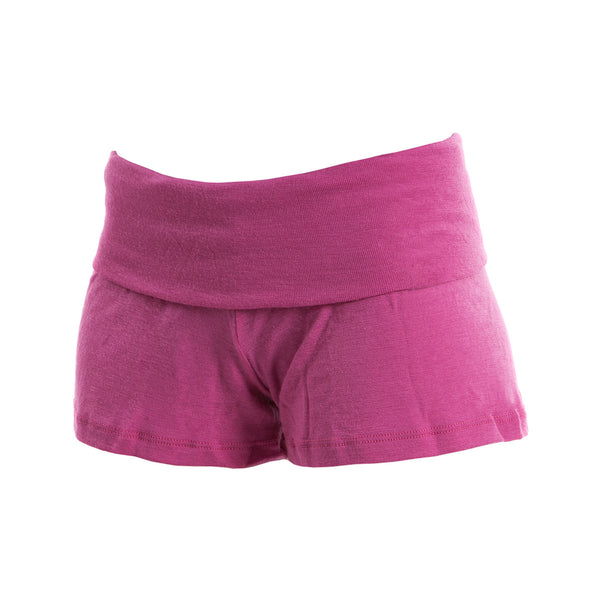 Energetiks Marino Wool Roll Top Short