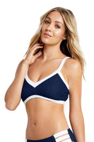 Seafolly Block Party Sweetheart Bralette