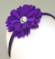 Flower Jewel Headband