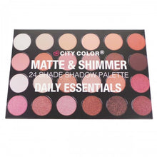 Daily Essentials - 24 Color Eyeshadow Palette