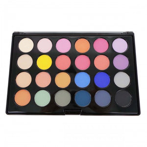 Carnival - 24 Color Eyeshadow Palette