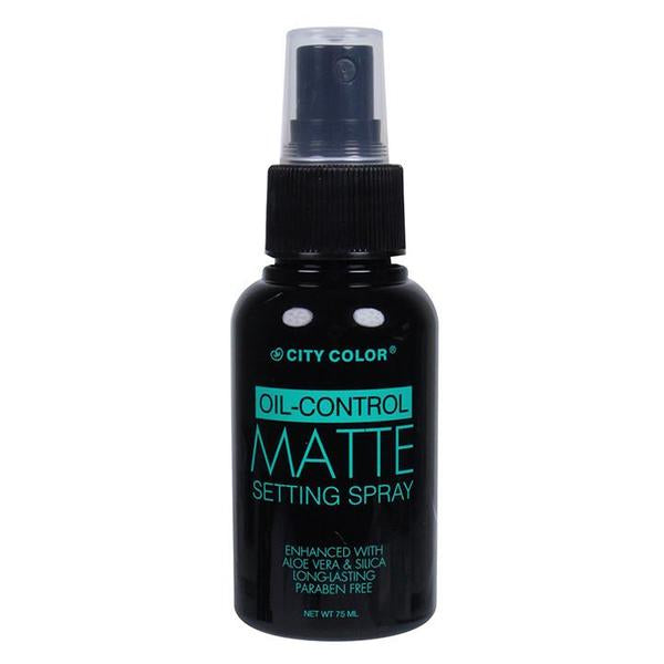 Oil Control Matte Setting Spray