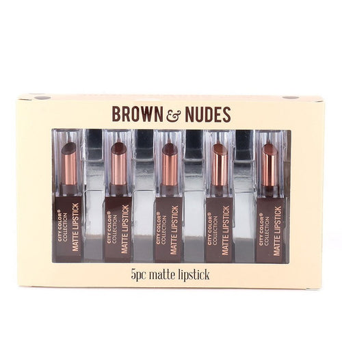 Brown & Nudes Collection