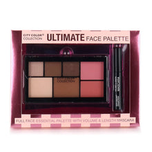 Ultimate Face Palette Gold