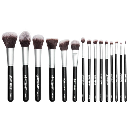 Photochic 15pc Synthetic Brush Set