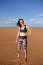 Miss Bougainvillea Leggings (ON SALE)