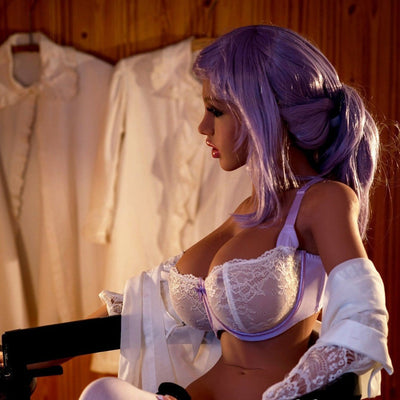 Vivant Dolls - Phoebe - The American Sex Doll - Rental Service - Los Angeles California