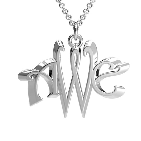 3 Letter Regal Monogram