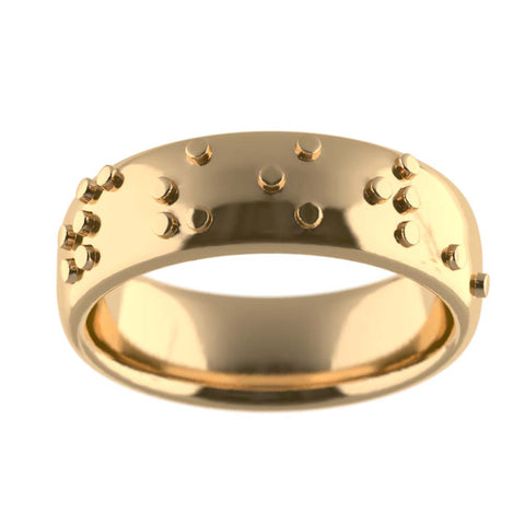 Braille Ring