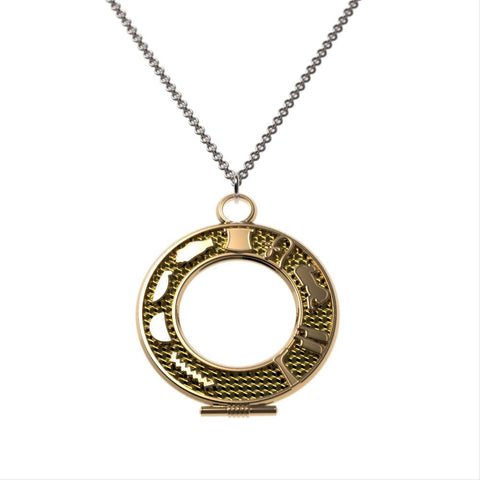 Egyptian Cartouche Dial Necklace