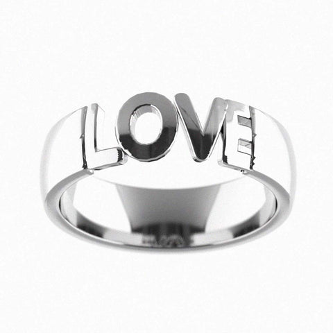 Halo Name Ring
