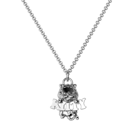 Cat Name Necklace