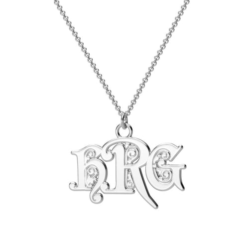 Preciosa Monogram Necklace
