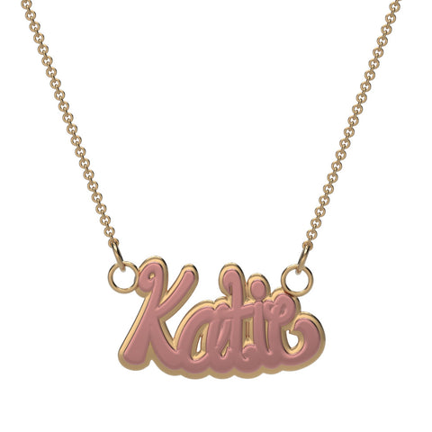 HappyDay Name Necklace