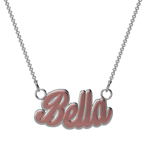 Impreg Name Necklace