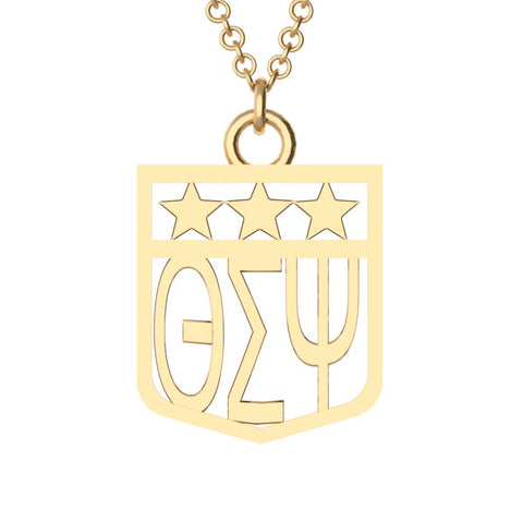 Sorority Sport Necklace