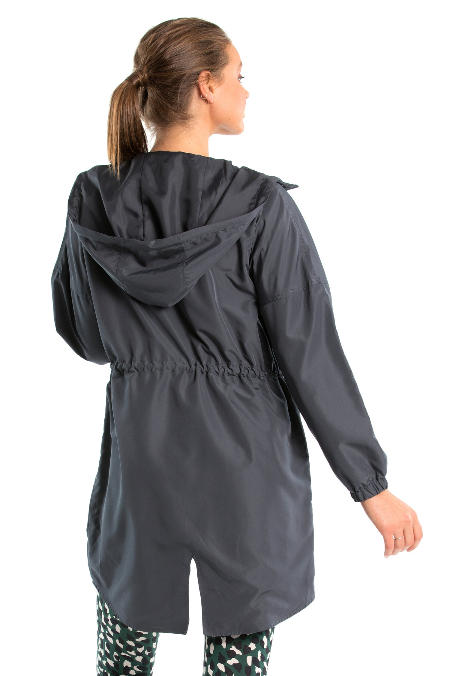 Longline Spray Jacket