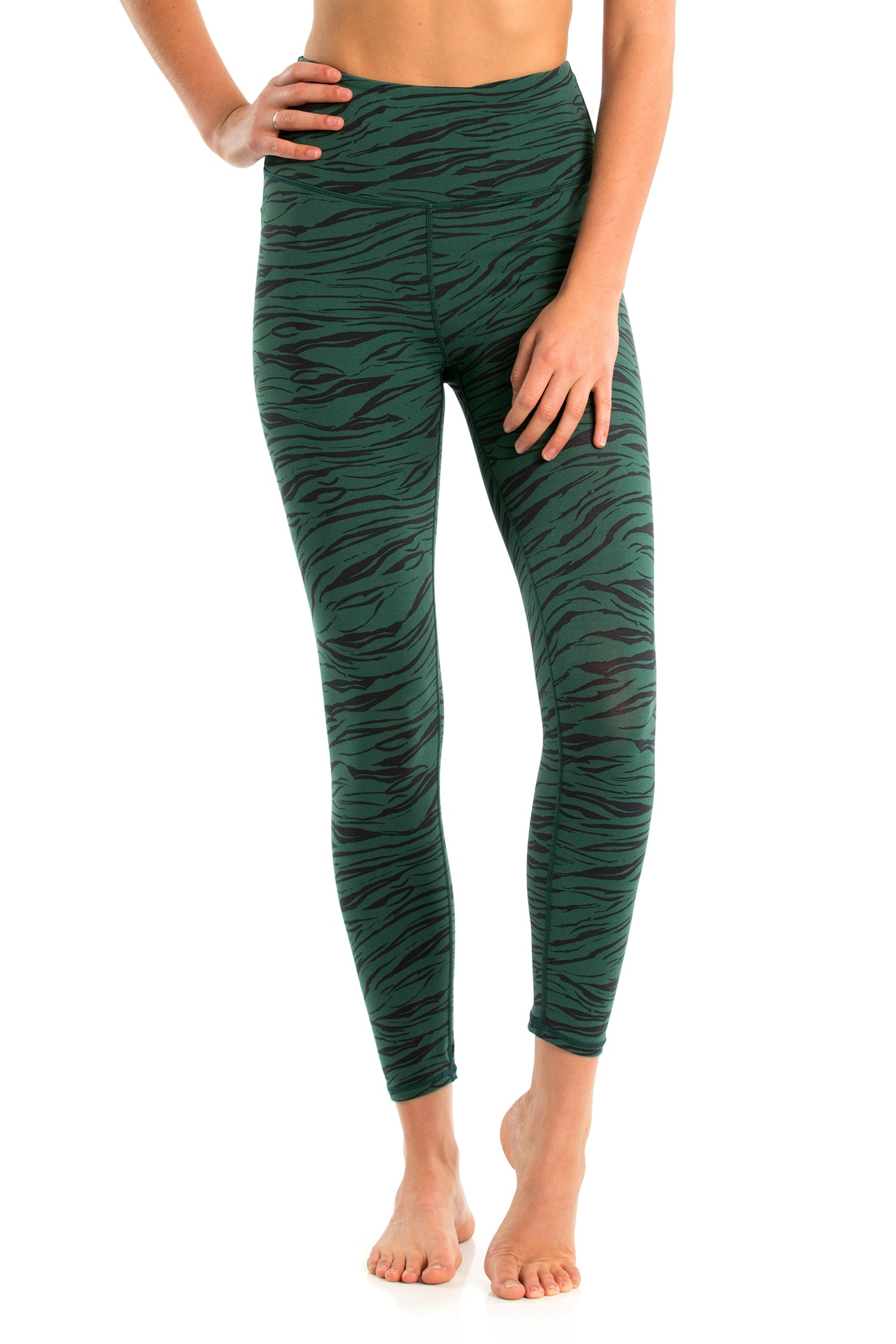 Tiger Tribe Leggings