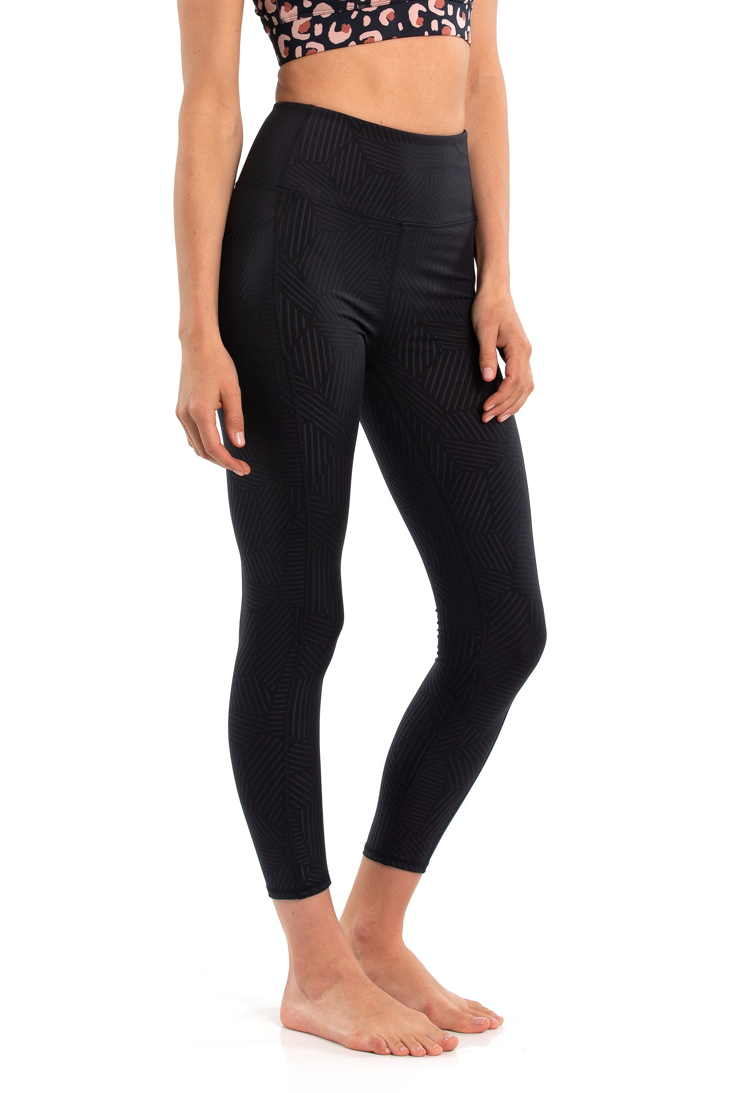 Oblique Leggings