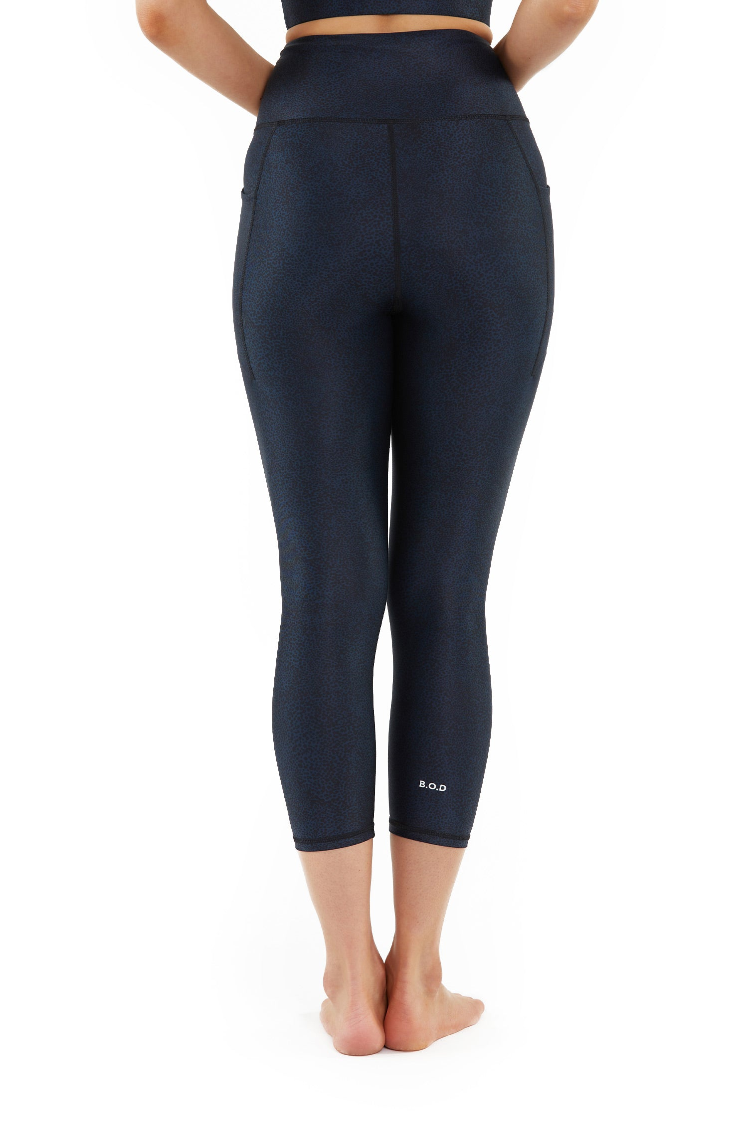 Eclipse Capri Leggings