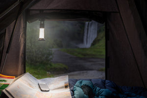 The Best Lights to Use for Your Tent Adventures