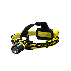 Intrinsically Safe Headlamps