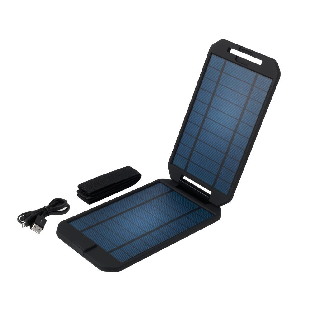 ML6 and Extreme Solar Panel Combo