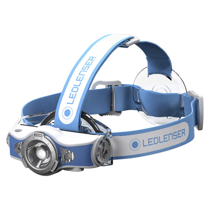 MH11 Blue Rechargeable Headlamp | Bluetooth Connectivity