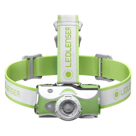 MH7 Green Rechargeable Headlamp